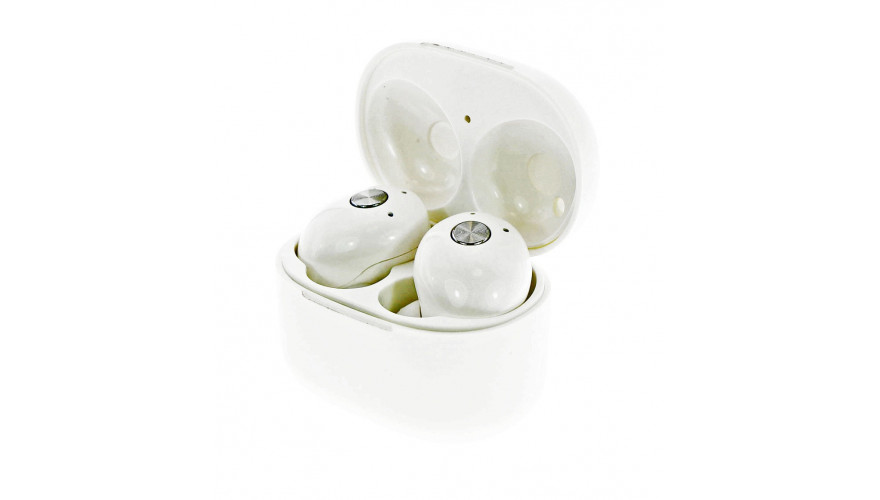 Wireless Stereo IP 010 White
